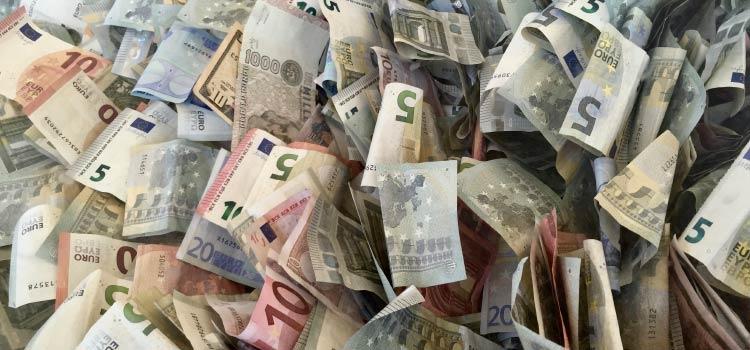 мультивалютный банковский счет