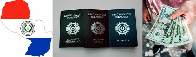 второй паспорт и гражданство Парагвая