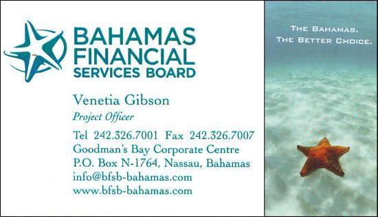 Полезный контакт на Багамах