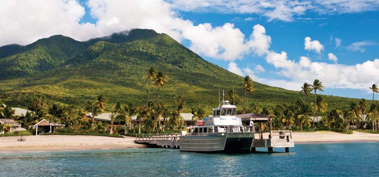 оффшор на острове Невис