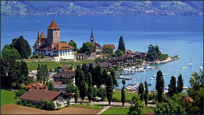 Ваш переезд на ПМЖ в Швейцарию