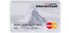 выглядит так Internet Cash