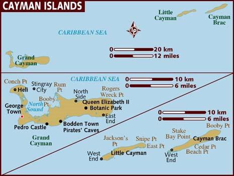 Фондовая биржа Каймановых островов