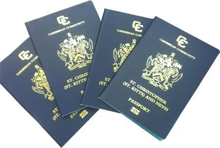 Гражданство и второй паспорт Федерации Сент-Китс и Невис