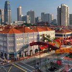 Сингапур Оценен как Третья Самая Богатая Страна Мира