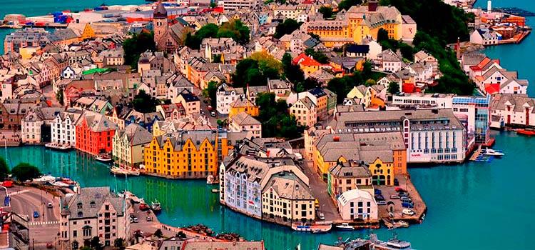 Лучшая налоговая гавань мира Дания