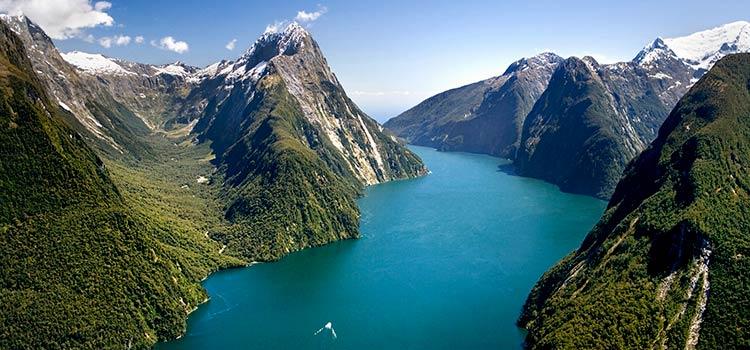 Открыть LP в Новой Зеландии