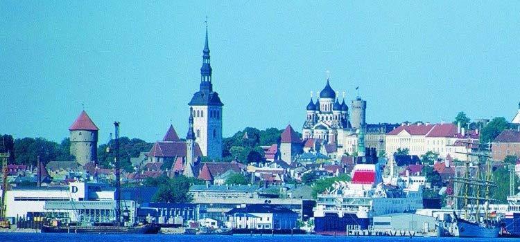 Эстонская компания и счет в швейцарском банке