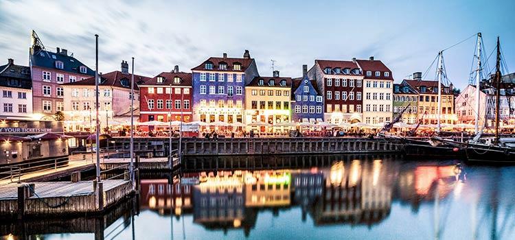 Коммандитное партнерство в Дании