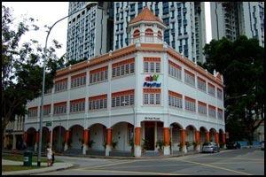 поиск офисов в Сингапуре