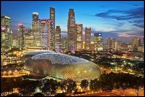 конкурс для авторов из Сингапура