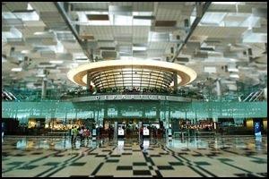 расширение сингапурского аэропорта