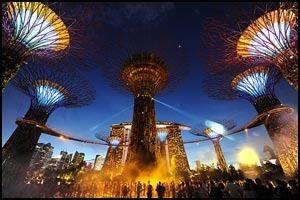 финансовый центр Азии Сингапур