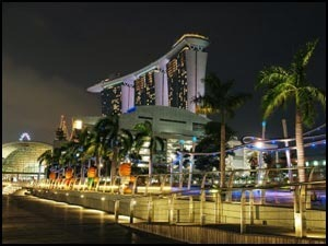 сотрудничество Сингапура с Китаем