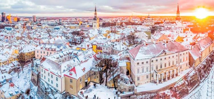 Оформить ВНЖ в Эстонии
