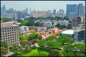 увольнение в Сингапуре