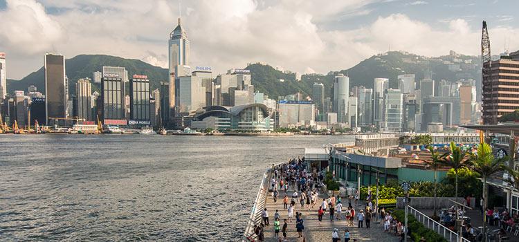 Покупка компании в Гонконге