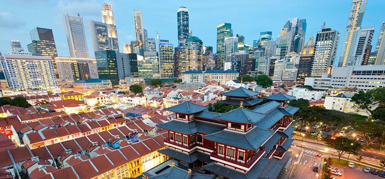 регистрация сингапурской компании
