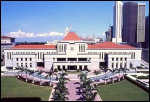 Структура парламента Сингапура