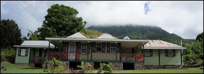 паспорта Сент-Китс и Невис