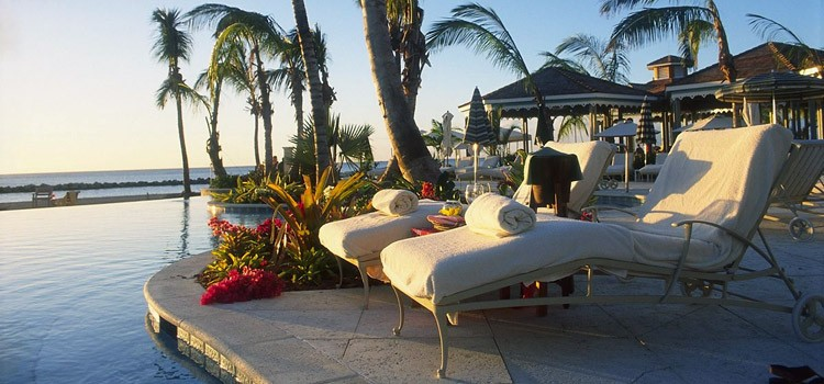проект курорта Сент-Китс и Невис