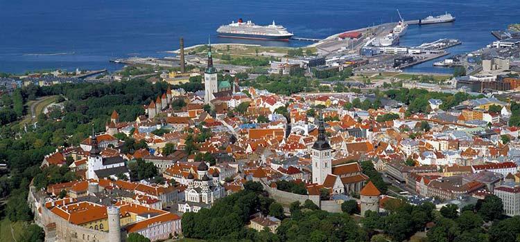 Банковский счет в Эстонии