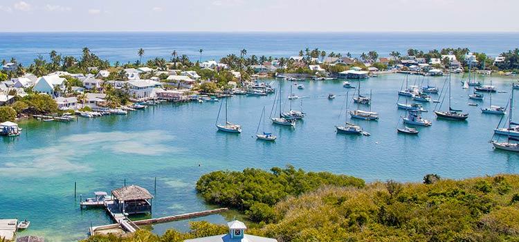 Оффшорный на Багамах удаленно