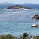 История острова Невис — Ураганы