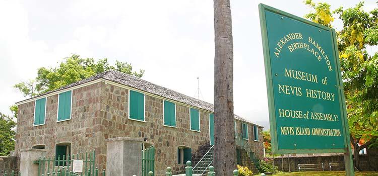 История острова Невис – мечи, корабли и сахар. Часть Первая.