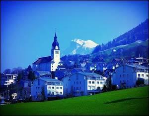 Легкое и недорогое разрешение на пребывание в Швейцарии