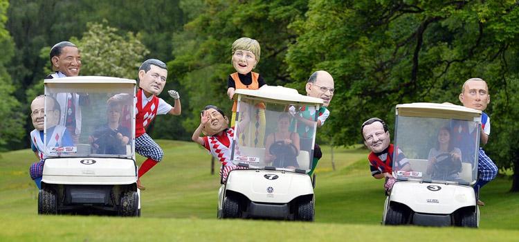 На саммите G8 обсудили включение офшоров в «общие правила игры»
