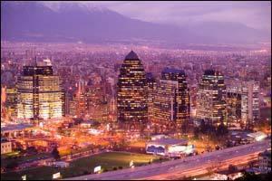 город в Чили