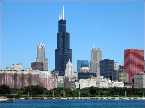 жизнь в Чикаго