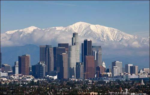 жизнь в Лос- Анжелесе