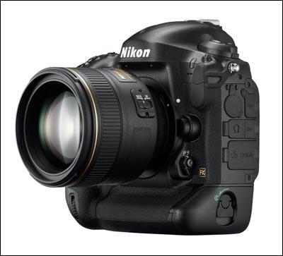 Nikon D4 Digital SLR