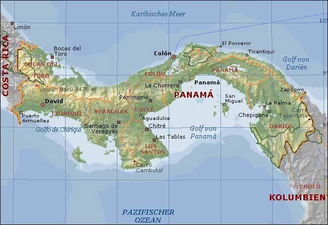Выгода для Панамы