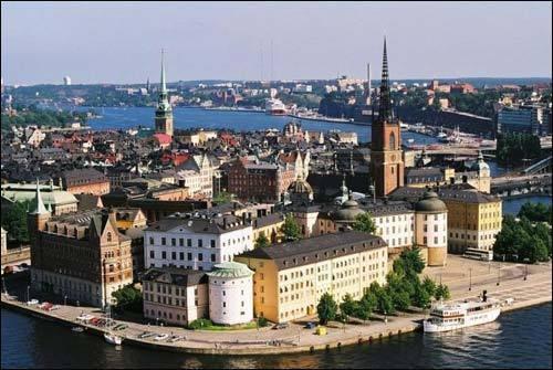 жизнь в Стокгольме