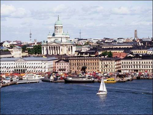 жизнь в Хельсинках