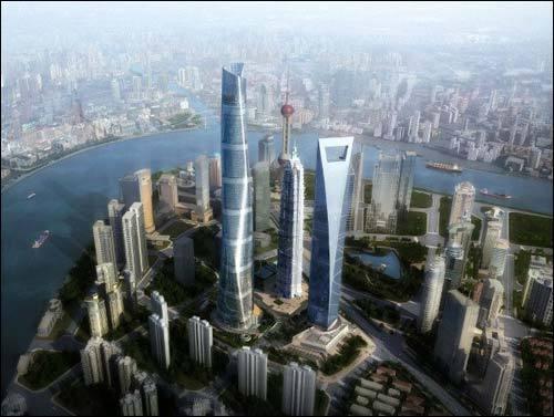 жизнь в Шанхае