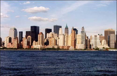 жизнь в Нью-Йорке