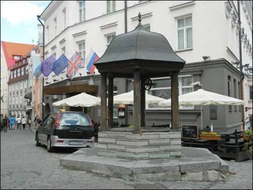 Прогулки по старому Таллинну. Часть Вторая.