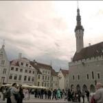 Прогулка по старому Таллинну. Часть Первая