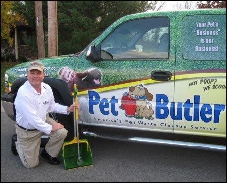 Вывоз мусора за животными