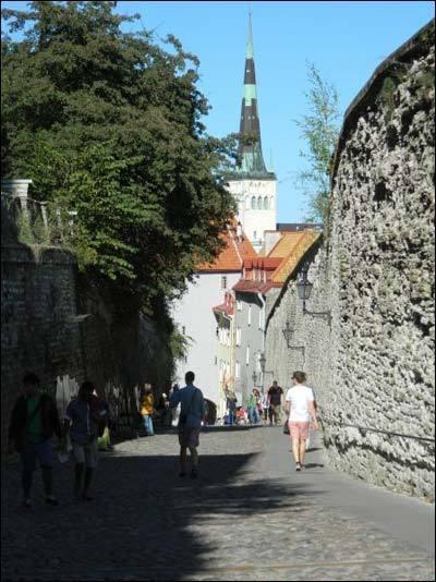 Прогулки по старому Таллинну. Часть Третья.