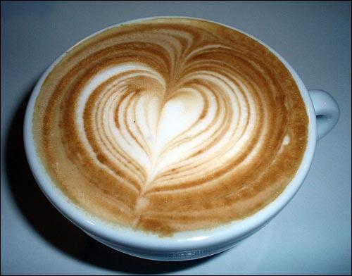 Cappuccino в Ницце