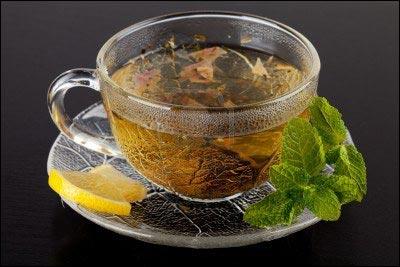 чай в Ницце