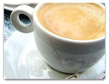 noisette – эспрессо с капелькой молока