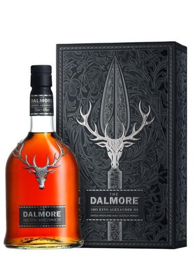 Dalmore 62 Single Highland Malt Scotch Matheson