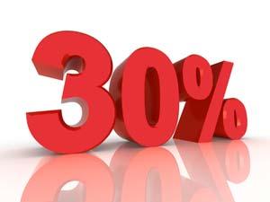 30процентов налог на дивиденды в России