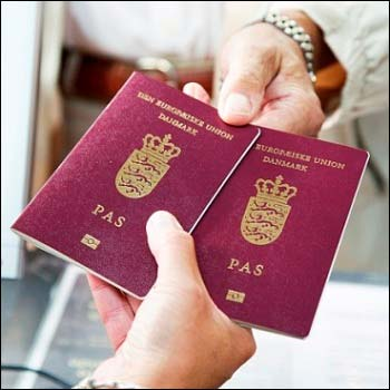 Получить паспорт Дании